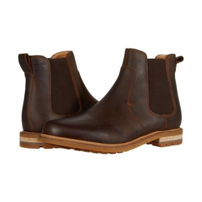 Clarks クラークス メンズ 男性用 シューズ 靴 ブーツ チェルシーブーツ Foxwell Top - Beeswax Leather