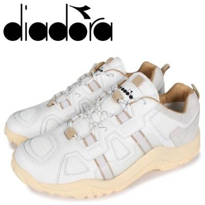 Diadora ディアドラ アルパカ スニーカー メンズ ALPACA ホワイト 白 176336-0657