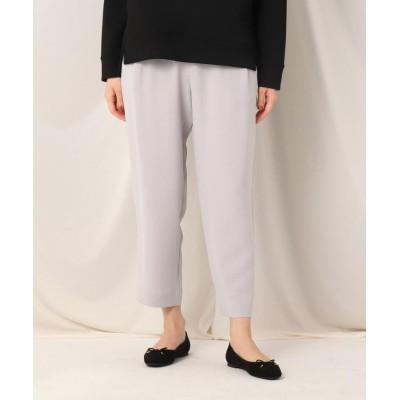 Couture Brooch(クチュールブローチ) アセテートポリエステルイージーパンツ
