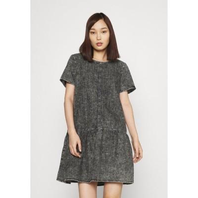 ノイジーメイ ワンピース レディース トップス NMEMILIA DRESS - Day dress - medium grey denim