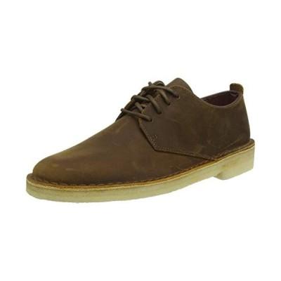 海外より出荷【並行輸入品】Clarks Originals メンズ デザートロンドン 革靴 ビーズワックス 9 USサイズ
