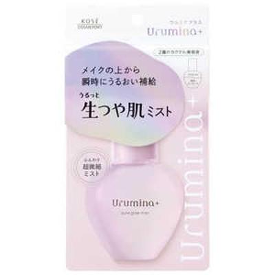コーセーコスメポート Urumina+(ウルミナプラス)生つや肌ミスト 70ml 70mL ウルミナプラスツヤミスト