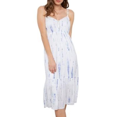 レイルズ レディース ワンピース トップス Delilah Tiered Tie-Dye Dress