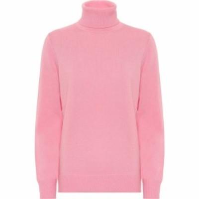 アーペーセー A.P.C. レディース ニット・セーター トップス sandra merino wool sweater Faa Rose