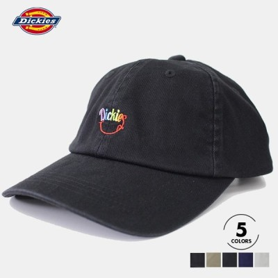 【Dickies】ディッキーズ スマイルローキャップ 帽子 キャップ ローキャップ ワークブランド かわいい おしゃれ