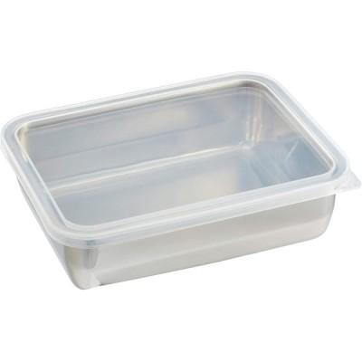 和平フレイズ 日本製 フードストッカー 中 常備菜 作り置き 保存容器 ステンレス製 ジー・クック GC-252