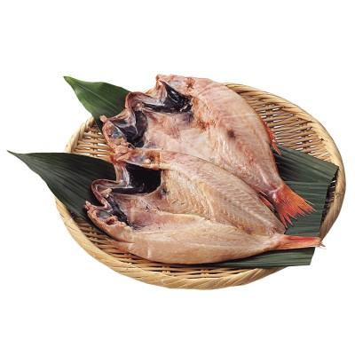 【おとりよせ】 脂がしっかりとのった食べ応えのある 日本海産のどぐろ干し 200g×2パック