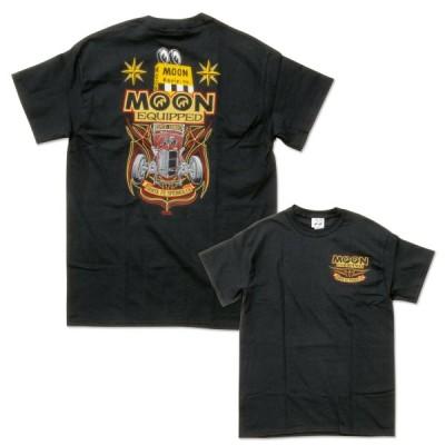 XXLサイズ ムーンアイズ MOON ロードスター Tシャツ [MQT161BK]