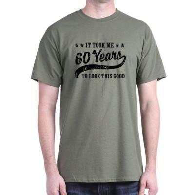 ユニセックス 衣類 トップス CafePress - Funny 60Th Birthday T Shirt - 100% Cotton T-Shirt Tシャツ