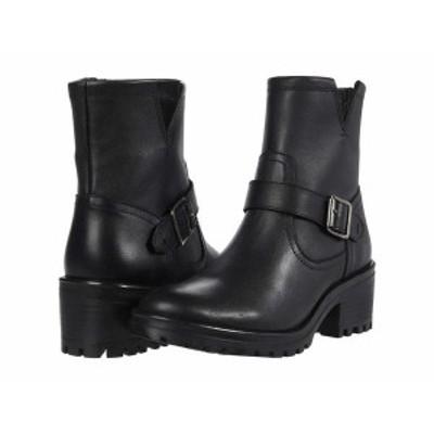 スティーブ マデン レディース ブーツ・レインブーツ シューズ Grotto Booties Black Leather