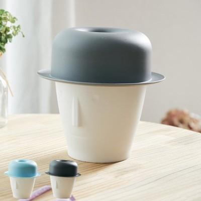 ゴミ箱 ふた付き ダストボックス タシナミー tasinamy M ユニーク 小さい 小型 小さめ コンパクト 部屋用 ( ごみ箱 フタ付き プラスチック製 )
