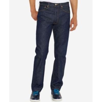 リーバイス メンズ デニムパンツ ボトムス Men's 501® Original Shrink-to-Fit Jeans Rigid- Shrink to Fit - Waterless