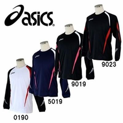 アシックス(asics) XT606C プラシャツLS 9019(ブラック×ディープピンク) L XT606C