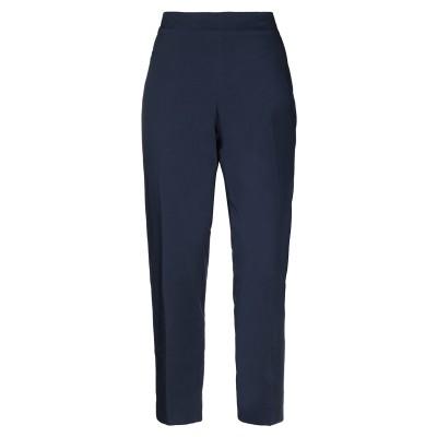 ブルー レ・コパン BLUE LES COPAINS パンツ ダークブルー 50 コットン 96% / ポリウレタン 4% パンツ