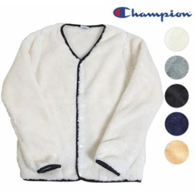 【SALE】Champion チャンピオン レディース フリース スナップ ジャケット SNAP JACKET [CW-N605 FW19]