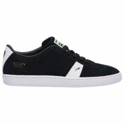 (取寄)プーマ メンズ シューズ プーマ スエード ニュー クラシック  Men's Shoes PUMA Suede New Classic  Black White