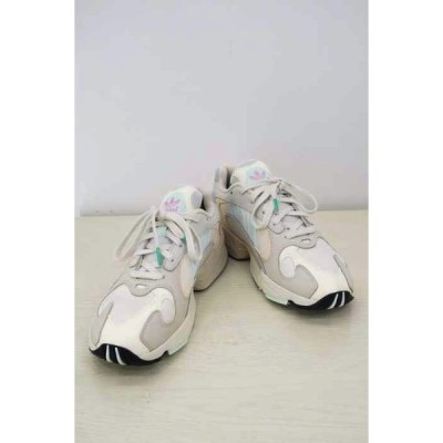 アディダス adidas YUNG‐1 スニーカー メンズ 27 中古 210210