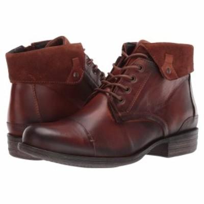 ミズムーズ Miz Mooz レディース ブーツ シューズ・靴 Luka Antique Brandy