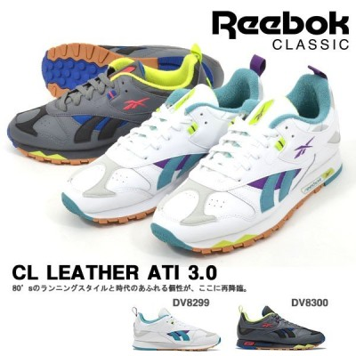 40%OFF スニーカー リーボック クラシック Reebok CLASSIC メンズ CL LEATHER ATI 3.0 クラシックレザー シューズ 靴 送料無料