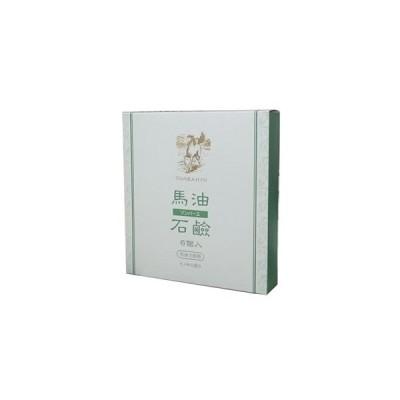 馬油石鹸 85g×6個  (ソンバーユ)薬師堂