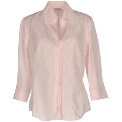 カリバン CALIBAN シャツ ピンク 46 アセテート 64% / シルク 36% シャツ