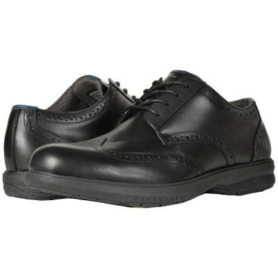 ナンブッシュ メンズ 革靴・ビジネスシューズ シューズ・靴 Maclin St. Wing Tip Oxford Black