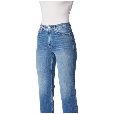 ハドソンジーンズ レディース デニムパンツ ボトムス Remi High-Rise Cropped Straight Leg Jeans in Lullaby