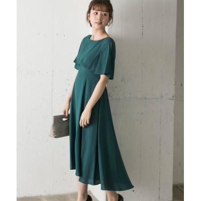 URBAN RESEARCH / COUTURE MAISON ウエストキリカエロングドレス WOMEN ワンピース > ドレス
