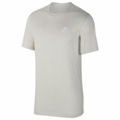 (取寄)ナイキ メンズ エンブロイダード フューチュラ Tシャツ Nike Men's Embroidered Futura T-Shirt Light Bone White