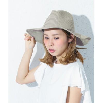 ZOZOUSED / 【control freak】ストローハット WOMEN 帽子 > ハット