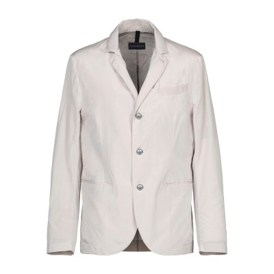 アクアラマ AQUARAMA テーラードジャケット ベージュ 50 ポリエステル 55% / コットン 45% テーラードジャケット