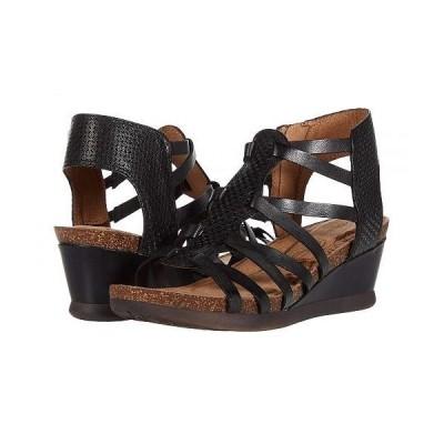 Cobb Hill コッブヒル レディース 女性用 シューズ 靴 ヒール Shona T-Strap - Black
