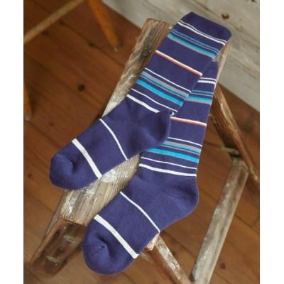 チャイハネ / 【チャイハネ】FEEL GOOD SOCKS ティパールミドルソックス23~25cm WOMEN レッグウェア > ソックス/靴下