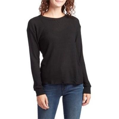 ルーカ レディース Tシャツ トップス RVCA Cited Shirt - Women's Black