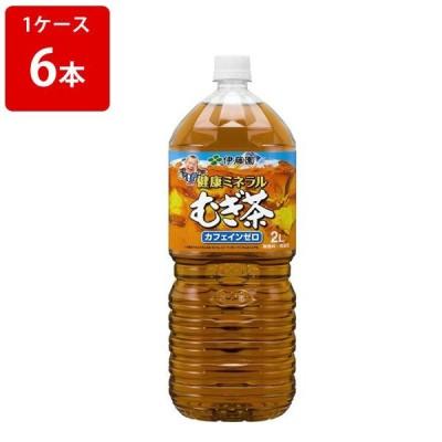 オススメ ギフト 伊藤園 むぎ茶 2000ml(2L)ペットボトル(1ケース/6本入り)
