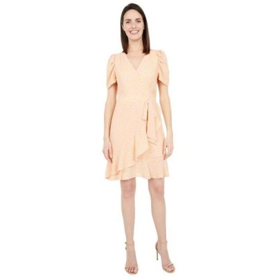 ベッツィジョンソン ユニセックス スカート ドレス Pastel Leopard Mini Dress