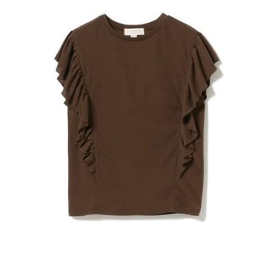 B:MING by BEAMS / サイドフリル Tシャツ