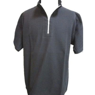ポロシャツ メンズ 紳士服 半袖 セレブ 高グレード パスポート 日本製 春夏 スタンドジップ ポロシャツ 大きいポロシャツ 大きいサイズ ブランド