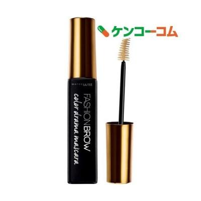ファッションブロウ カラードラマ マスカラ GB ゴールドブラウン アイブロウ ( 7.7ml )/ メイベリン