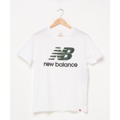 tシャツ Tシャツ New Balance ニューバランス エッセンシャルスタックドロゴT AMT91546WM WM