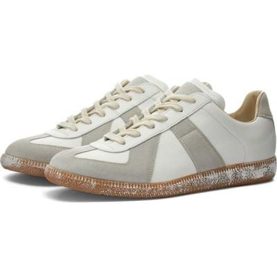 メゾン マルジェラ Maison Margiela メンズ スニーカー シューズ・靴 22 painted sole vintage replica sneaker Off White