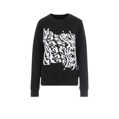 マルタンマルジェラ レディース ニット&セーター アウター Maison Margiela Crewneck Sweatshirt -