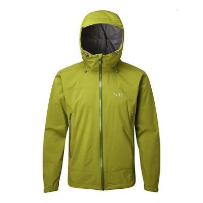 ラブ メンズ ジャケット・ブルゾン アウター Rab Men's Downpour Plus Jacket