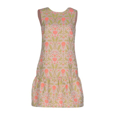 ピンコ PINKO ミニワンピース&ドレス ライトピンク 44 88% ポリエステル 9% ナイロン 3% 金属 ミニワンピース&ドレス