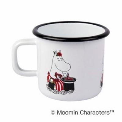 【送料無料】MOOMIN(ムーミン) ムーミンマグ ムーミンママ ホワイト MRA060060【生活雑貨館】