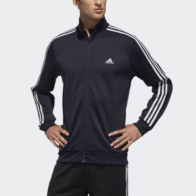 adidas (アディダス) M MUSTHAVES 3ストライプスウォームアップジャケット L . メンズ FTL67 DV1098
