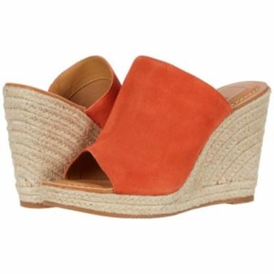 ドルチェヴィータ Dolce Vita レディース サンダル・ミュール シューズ・靴 Nirvan Orange Suede