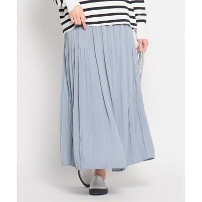WORLD ONLINE STORE SELECT / 【S~L/ウエストゴム】プリーツスカート WOMEN スカート > スカート