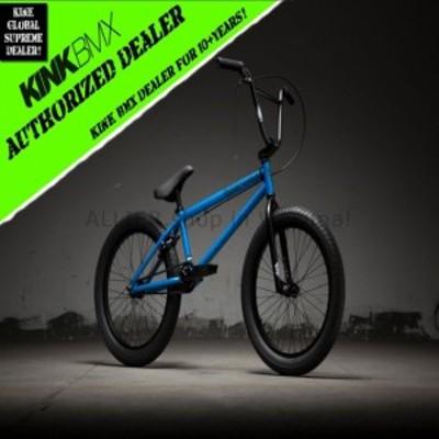 BMX キンクカーブブルーコンプリートBMXバイク-2019! グローバルスーパーディーラーNEW MODEL!  Kink Cu