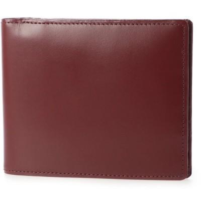 サトリ SATOLI 二つ折財布(小銭入れなし) (ワイン)
